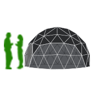 Glamping Dome Tent 4M/13ft