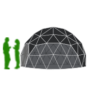 Glamping Dome Tent 6M/20ft