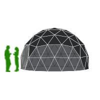 Glamping Dome Tent 8M/26ft