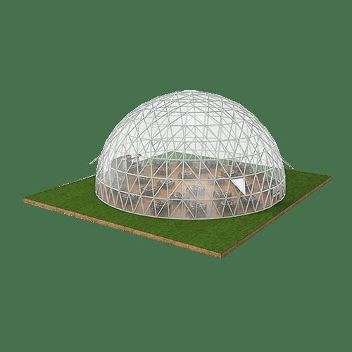 Full Transparent Dome Tent