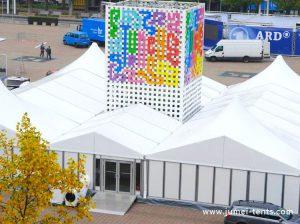 Mixed Exhibiton Tent