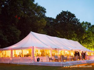 Mixed Tent for Wedding Party
