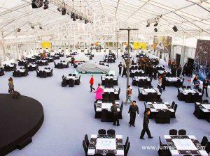 Arcum Event Tent