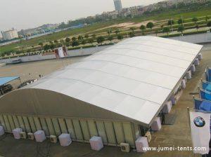 Arcum Warehouse Tent