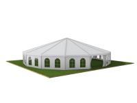 Hexadecagonal Tent