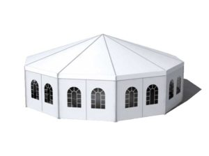 Multi-sided Event Tent