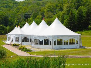 Pagoda Tent for Outdoor Event