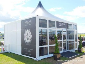 Pagoda Tent for Marketing Promotion