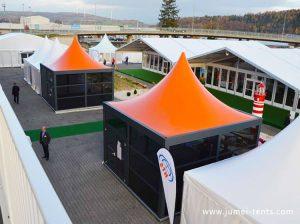 Pagoda Tent for Trade Show