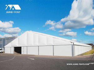 Semi-permanent Warehouse Tent