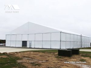 Large Temporary Warehouse Tent