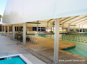 Tent for Indoor Swimming Pool