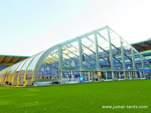 TFS Curve Tent for Event