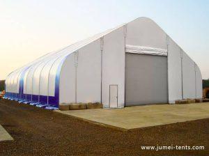 TFS Curve Warehouse Tent
