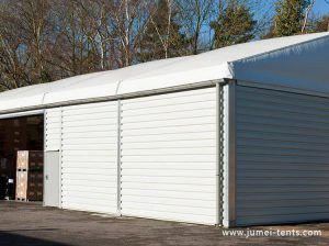 ABS Wall and Rolling Door