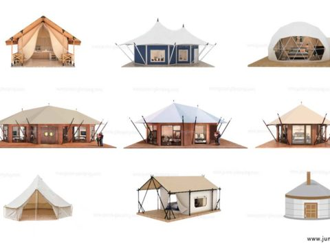 Types of Glamping Tents