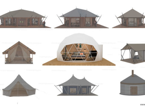 The Best Glamping Tent